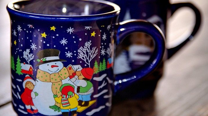 Ślub zimą – upominki dla gości