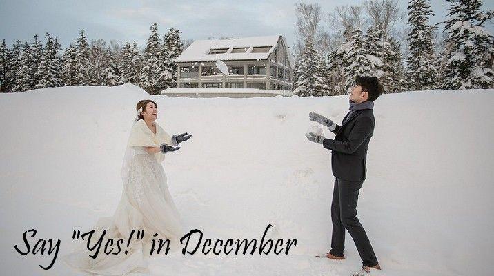 Ślub i wesele w grudniu
