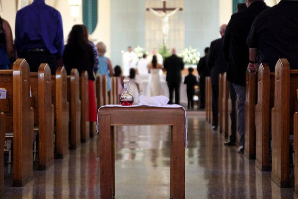 Jak Wygląda Msza ślubna Ceremonia ślubna W Kościele Krok Po Kroku