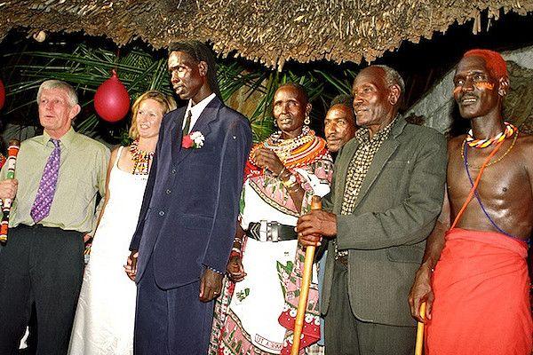 ślub W Afryce Zwyczaje ślubne Plemion Afrykańskich Nasz Wymarzony