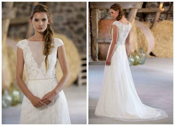 Suknie ślubne W Stylu Boho I Romantycznym Julia Rosa 2017