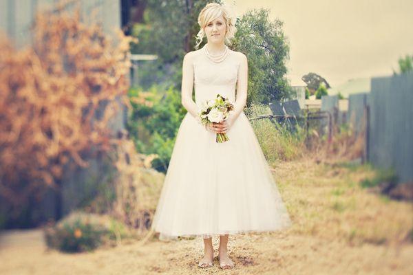 Krótka Suknia ślubna Czyli Panna Młoda Na Przekór Tradycji