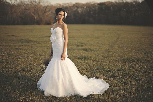 Suknia ślubna O Kroju Rybki Lub Syrenki Co Ją Charakteryzuje